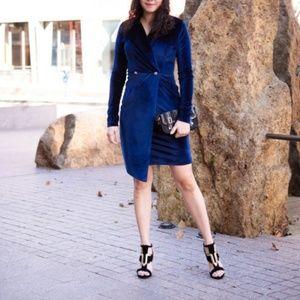 Boohoo Dresses - Velvet Dress